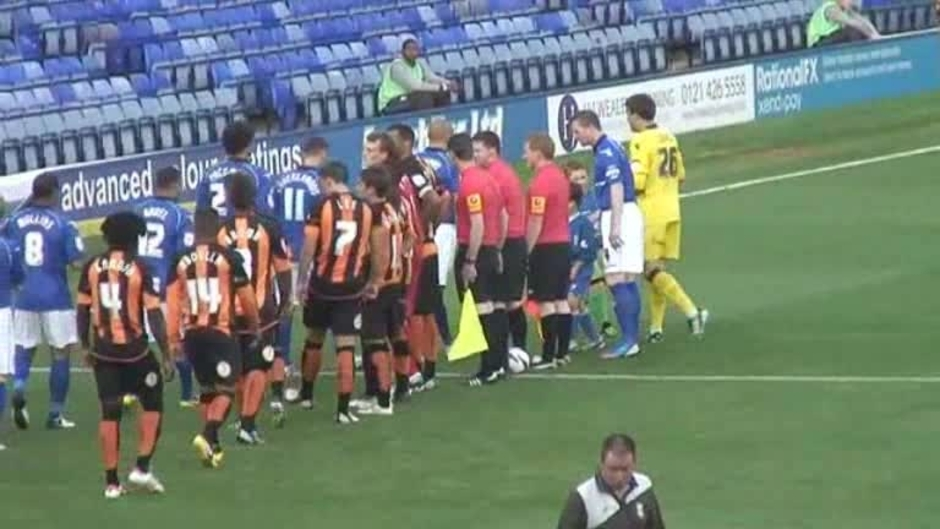 Click here to watch the The Match: Blues v Barnet video