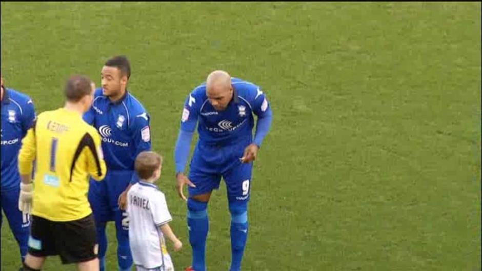 Click here to watch the Leeds 0 Birmingham 1 video