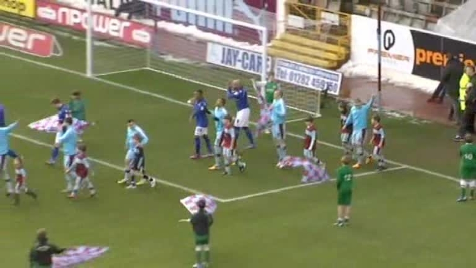Click here to watch the The Match: Burnley v Blues video
