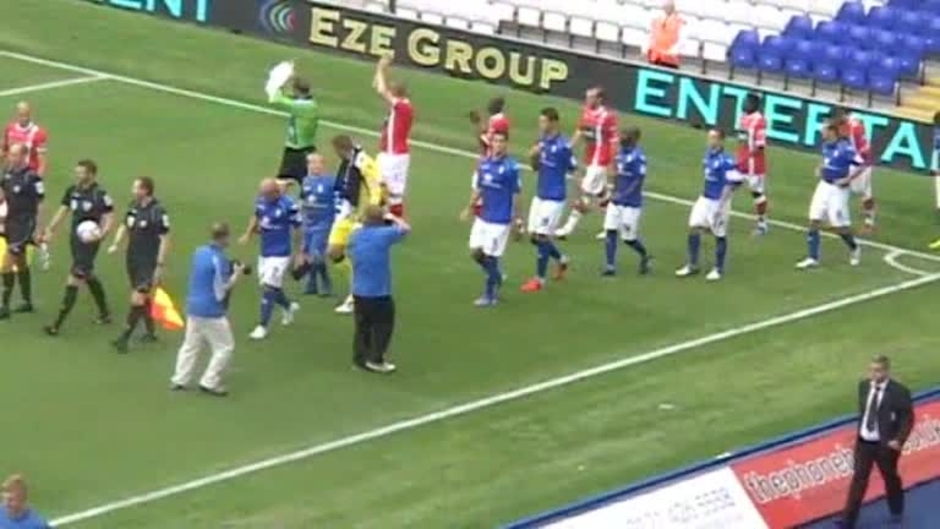Click here to watch the The Match: Blues v Royal Antwerp video