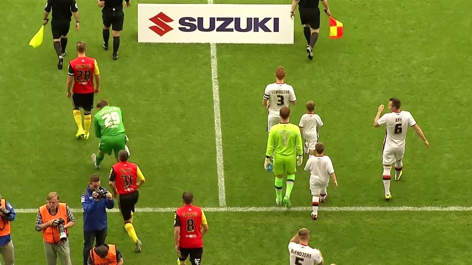 Click here to watch the Milton Keynes Dons v Birmingham highlights video