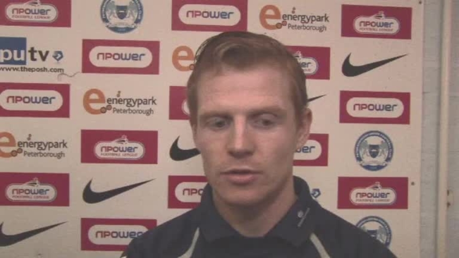 Click here to watch the Burke delighted with Posh points video