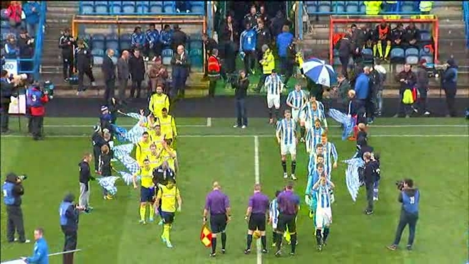 Click here to watch the Huddersfield 1 Birmingham 3 video