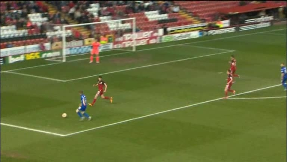 Click here to watch the Bristol City 0 Birmingham 1 video