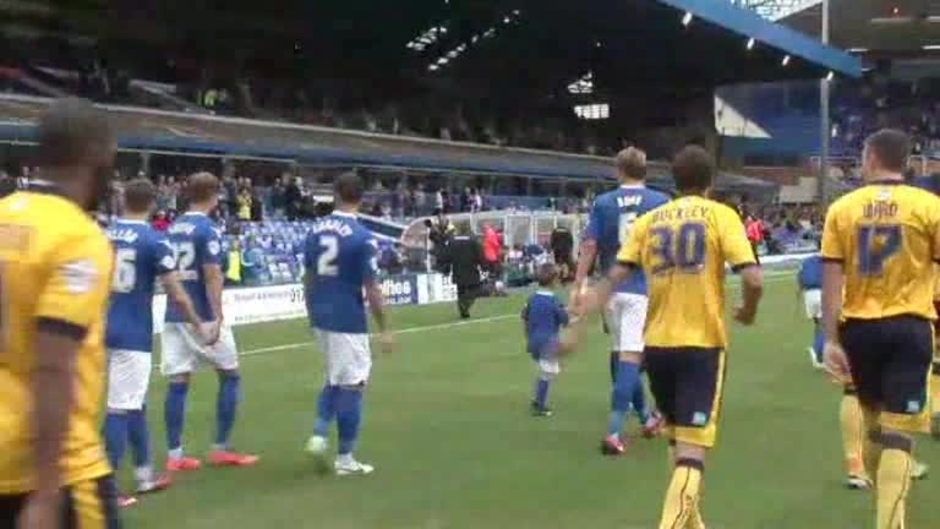 Click here to watch the The Match: Blues v Brighton video