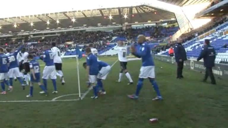 Click here to watch the The Match: Blues v Ipswich video