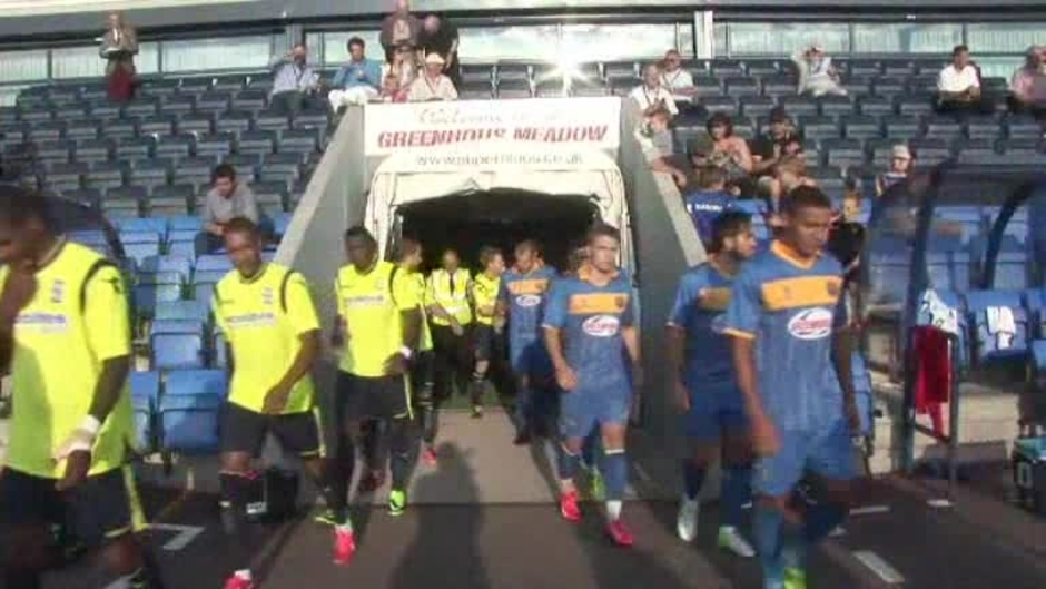 Click here to watch the Highlights: Shrewsbury 4 Blues 2 video