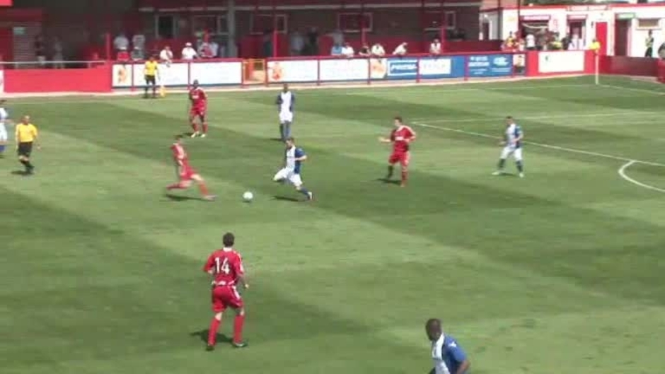 Click here to watch the Highlights: Alfreton Town 1 Blues 3 video