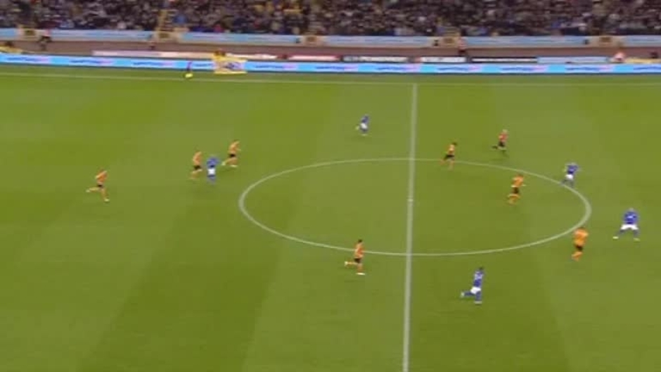 Click here to watch the The Match: Wolves v Blues video