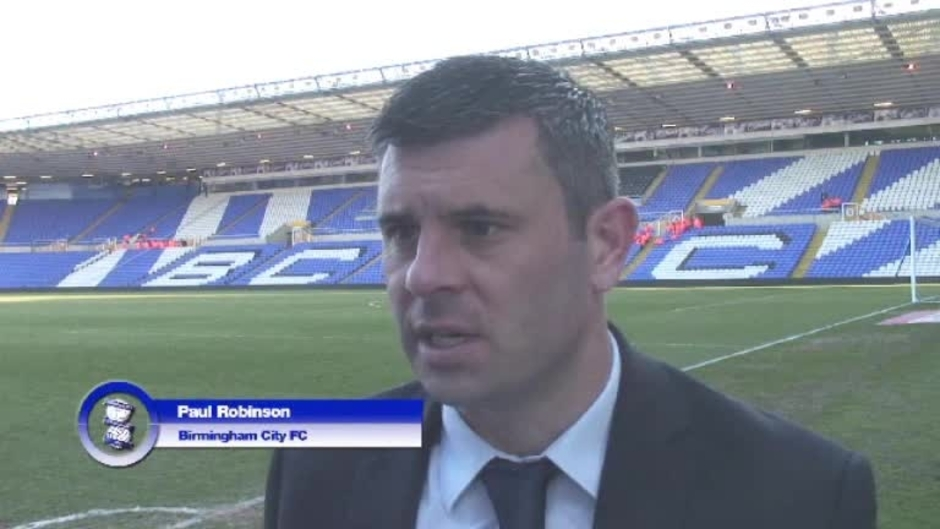 Click here to watch the Robinson reflects on Millwall stalemate video