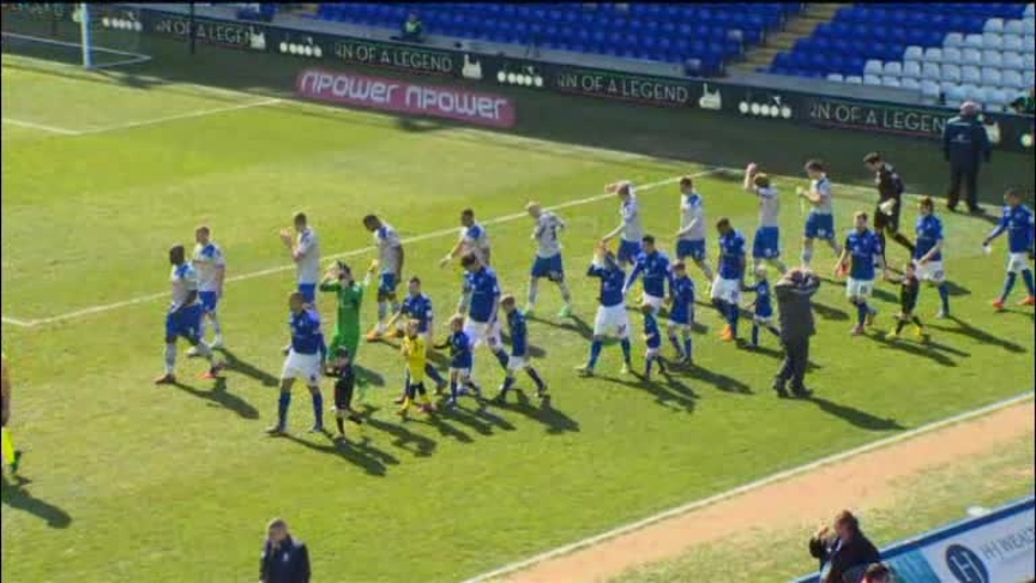 Click here to watch the Birmingham 1 Millwall 1 video