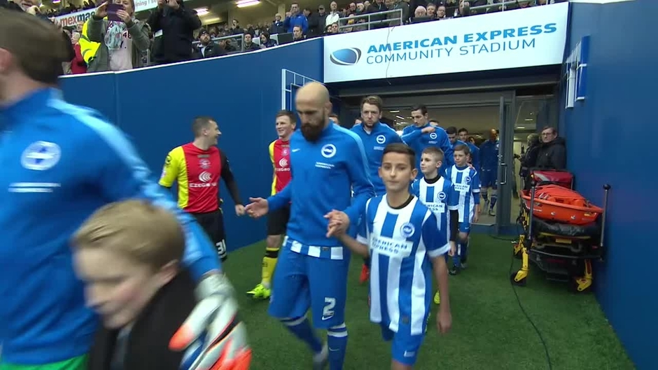 Click here to watch the Brighton v Birmingham highlights video