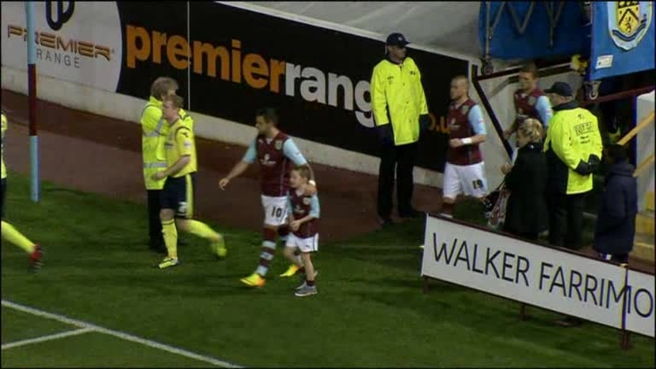 Click here to watch the Burnley 3 Birmingham 0 video