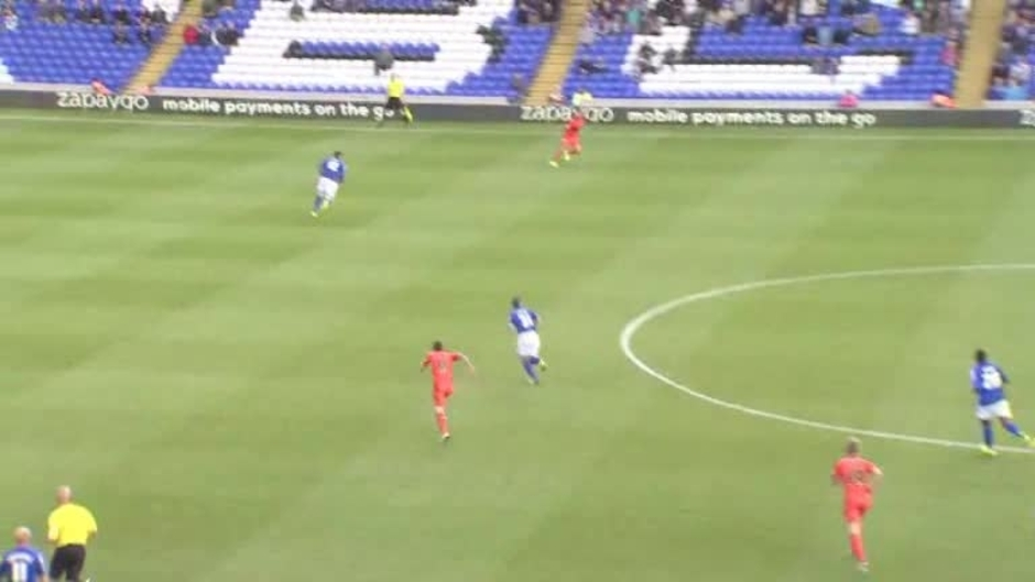 Click here to watch the The Match - Blues v Ipswich Town video