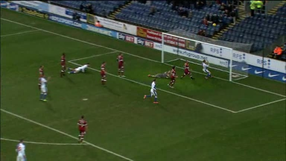 Click here to watch the Blackburn 1 Derby 1 video