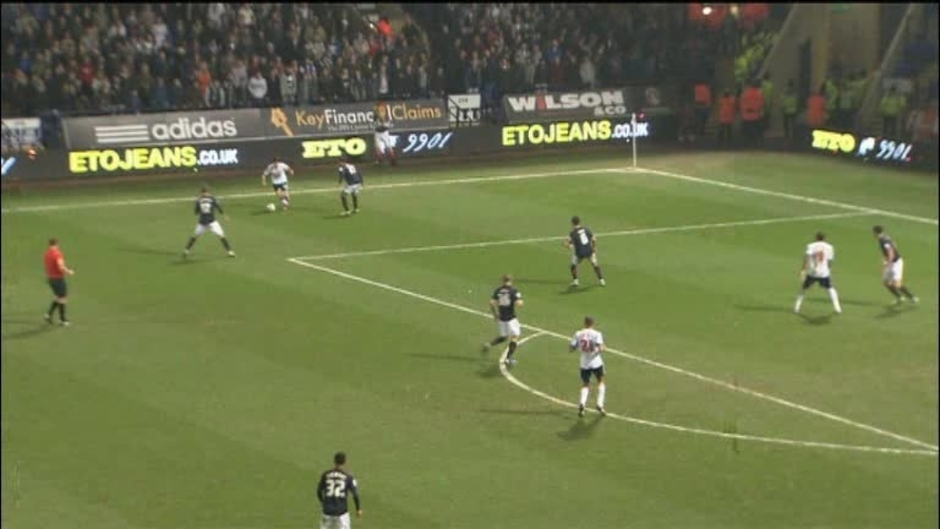 Click here to watch the Bolton 1 Blackburn 0 video