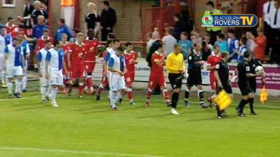 Click here to watch the Match Highlights: Accrington Stanley v Rovers video