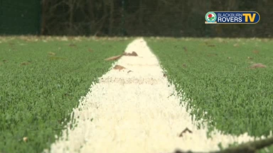 Click here to watch the Artificial pitch ready for action video
