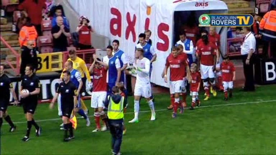Click here to watch the Extended Highlights: Charlton 1-1 Rovers video