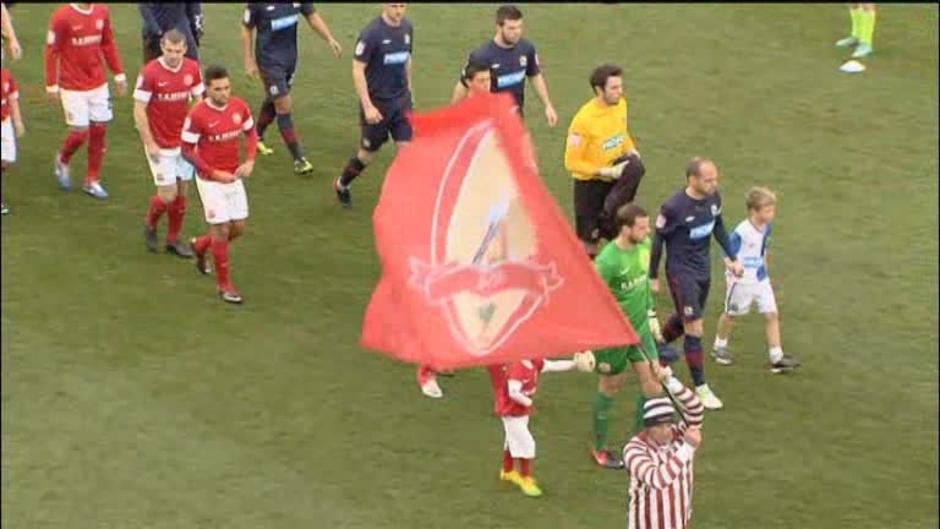 Click here to watch the Barnsley 1 Blackburn 2 video