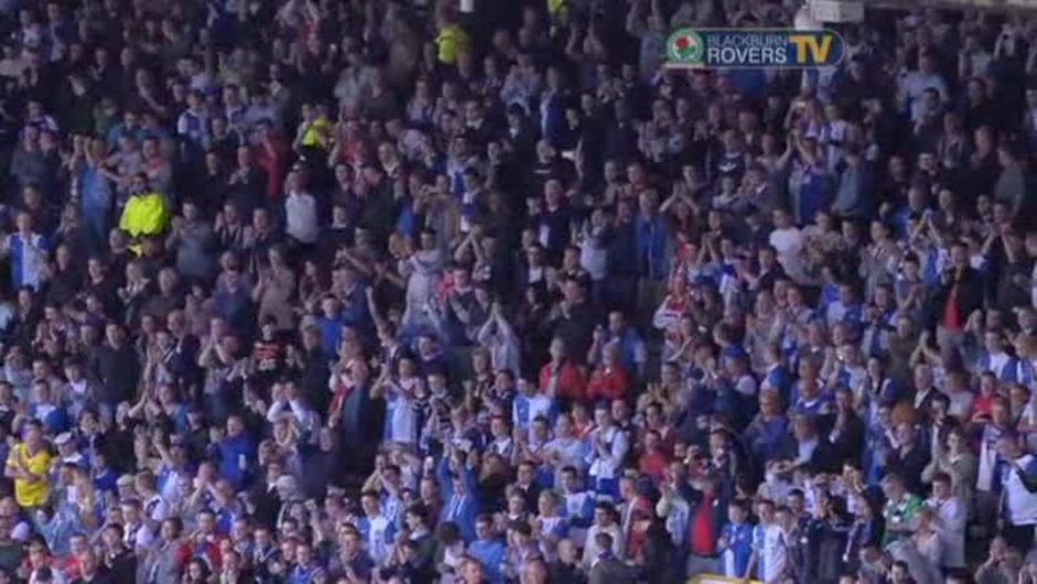 Click here to watch the 1st half Burnley v Rovers video