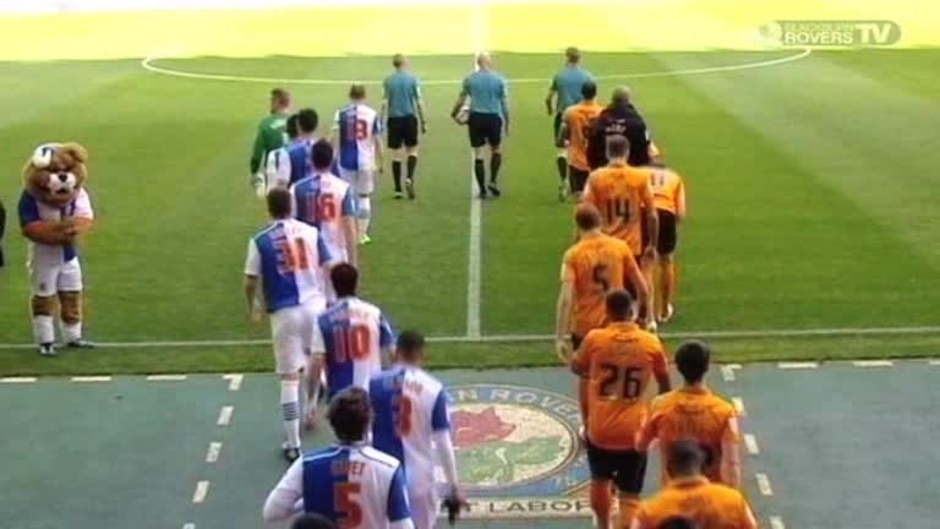 Click here to watch the Extended Highlights Rovers 0-1 Wolves video