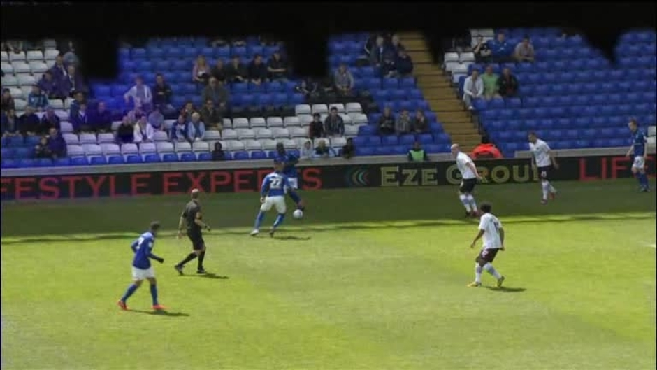 Click here to watch the Birmingham 1 Blackburn 1 video