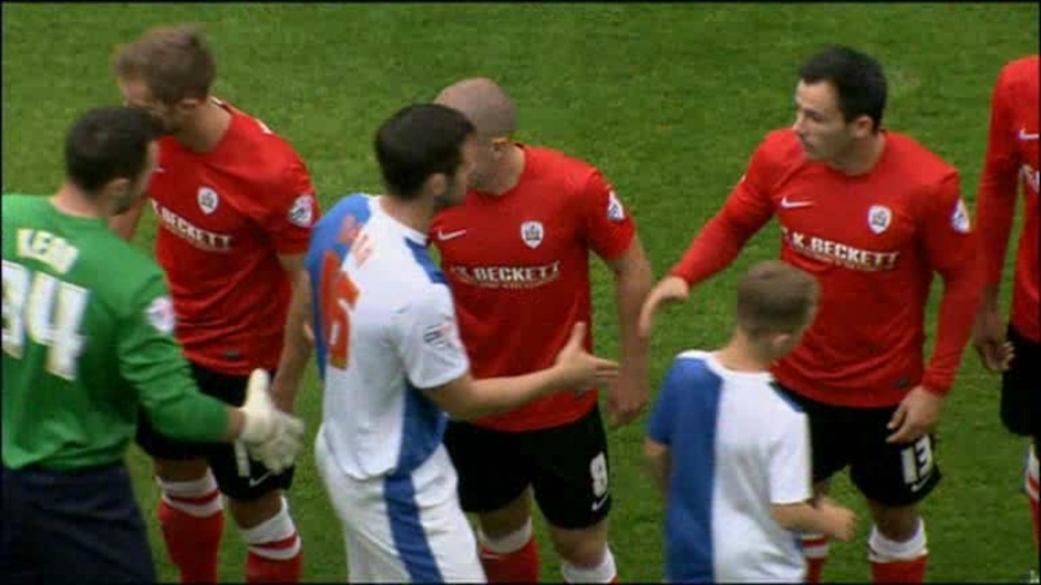 Click here to watch the Blackburn 5 Barnsley 2 video