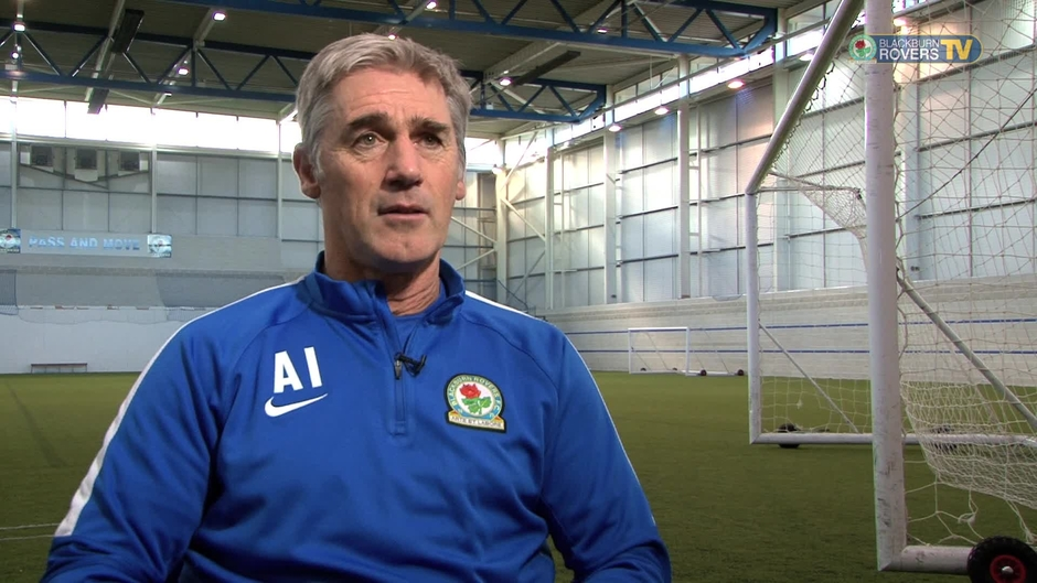 Click here to watch the Alan Irvine interview part I video