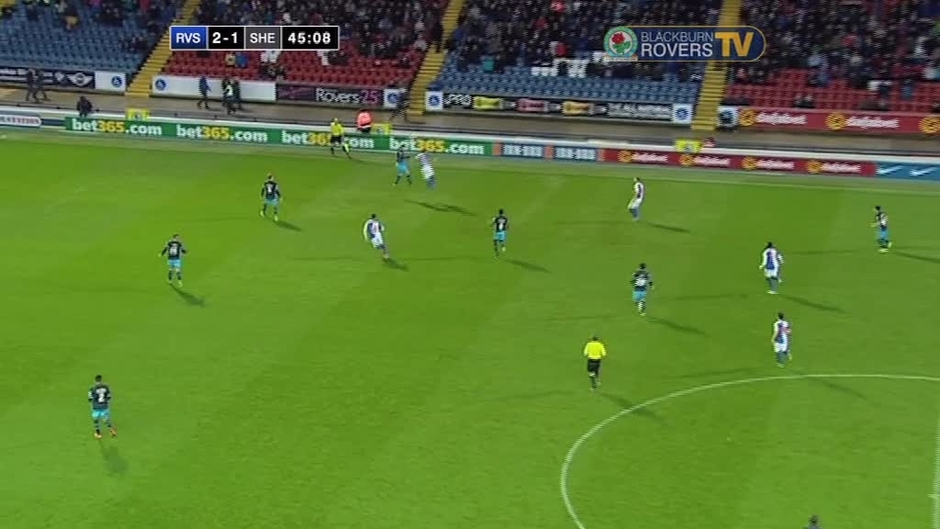 Click here to watch the Rovers v Sheff Wed - 2nd Half video
