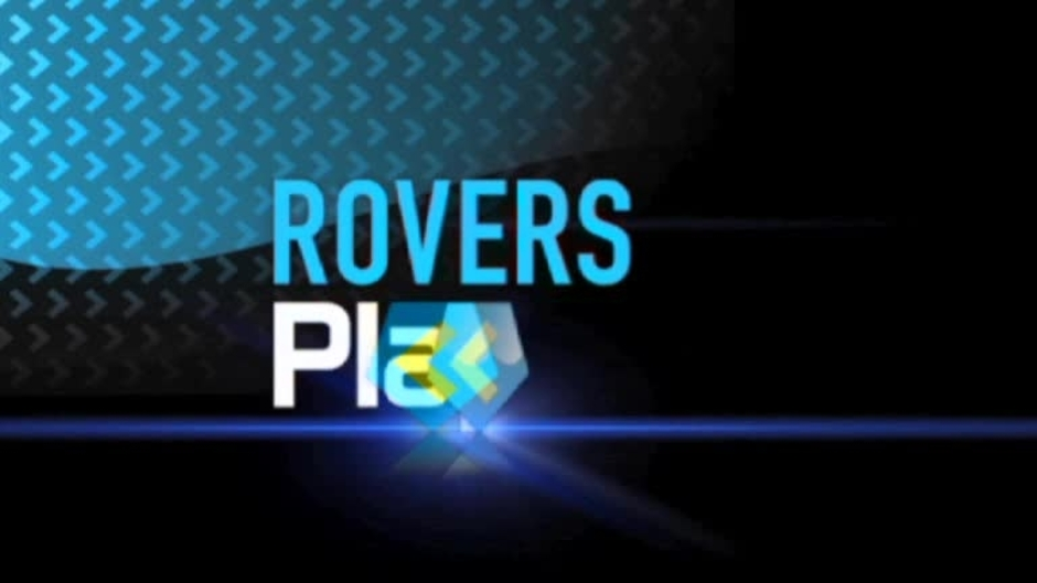 Click here to watch the King ready to seize Rovers chance video