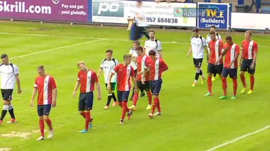 Click here to watch the AFC Telford v Rovers: 1st Half video