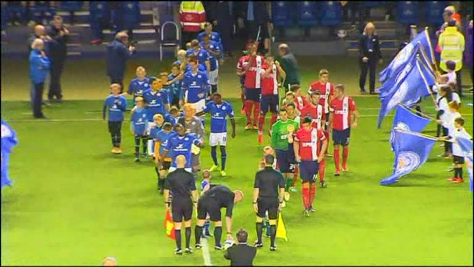 Click here to watch the Leicester 2 Blackburn 1 video