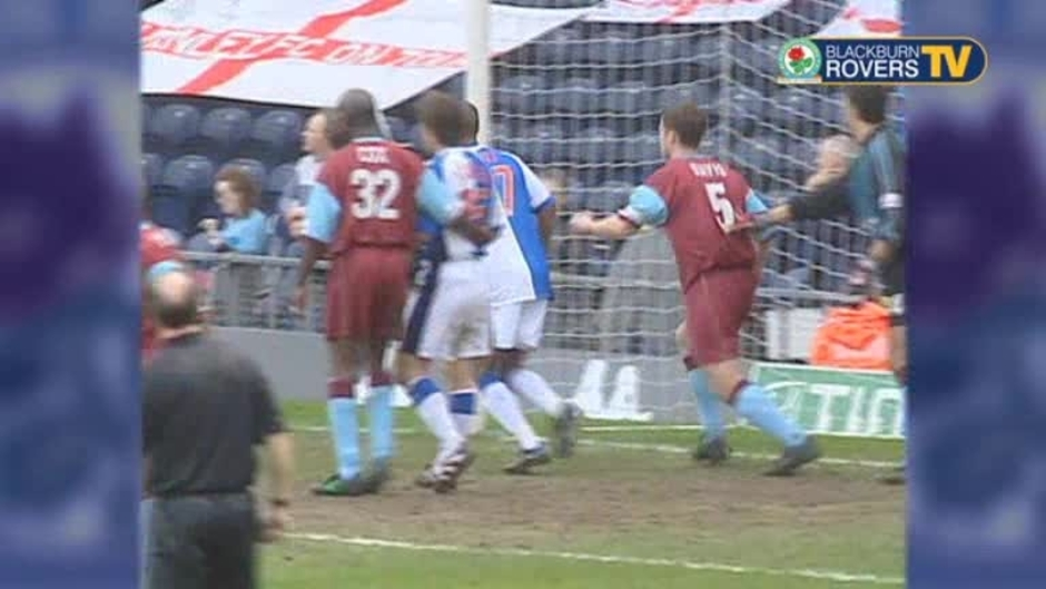 Click here to watch the Rovers Rewind: Burnley at Ewood video