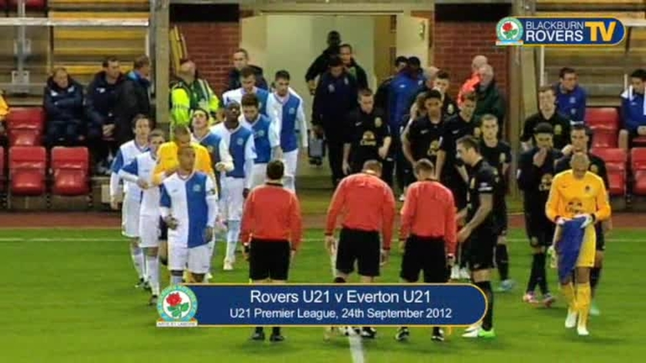 Click here to watch the Highlights: Rovers U21s 0-1 Everton U21s video