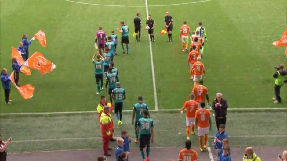 Click here to watch the Blackpool 1 Blackburn 2 video