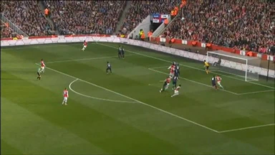 Click here to watch the FA Cup Highlights: Arsenal 0 Blackburn 1 video