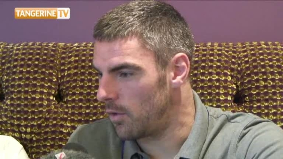 Click here to watch the Player: Gilks On Huddersfield Test video