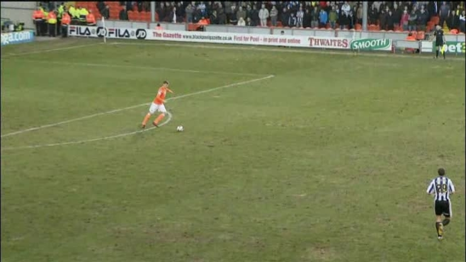 Click here to watch the Blackpool 0 Sheff Wed 0 video