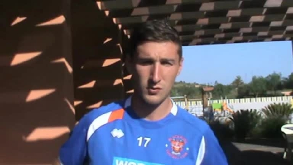 Click here to watch the Video: Basham On Pre-Season Preparations video