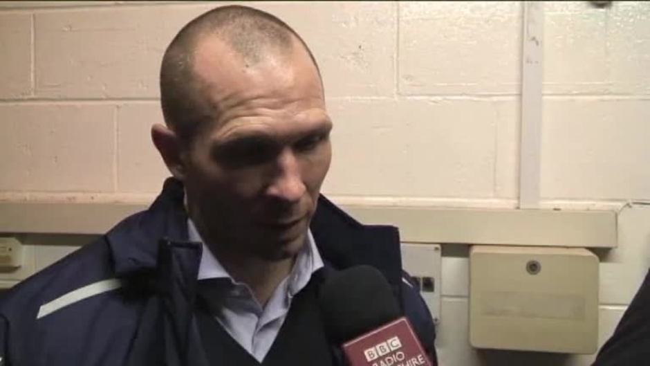 Click here to watch the Video: Appleton On Middlesbrough Defeat video