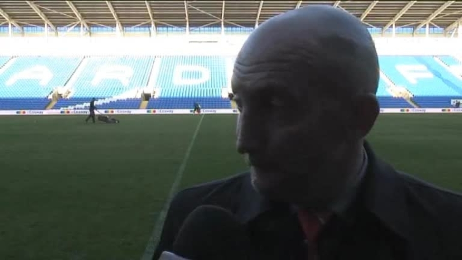 Click here to watch the Video: Ollie On Cardiff Loss video