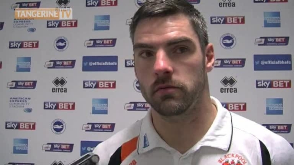 Click here to watch the Player: Gilks Reflects On Big Point video
