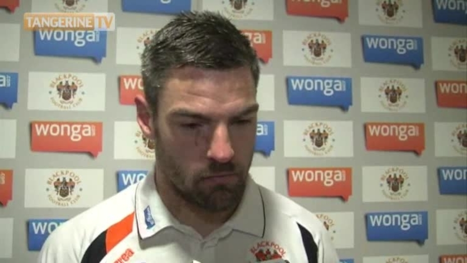 Click here to watch the Player: Gilks Plays His Part video