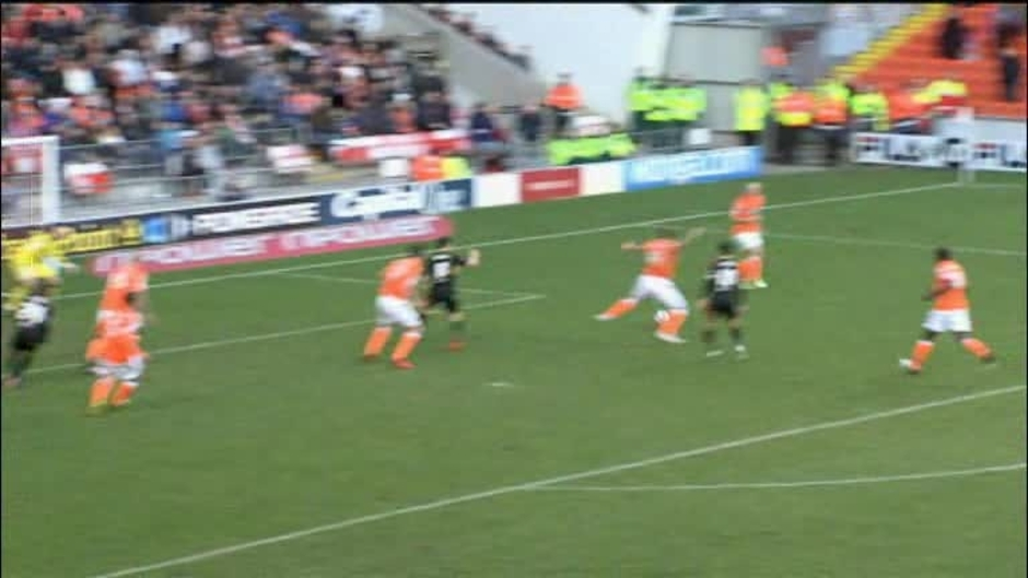 Click here to watch the Blackpool 0 Hull 0 video