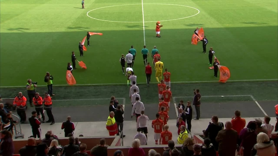 Click here to watch the Highlights: Blackpool 1 Swindon 0 video