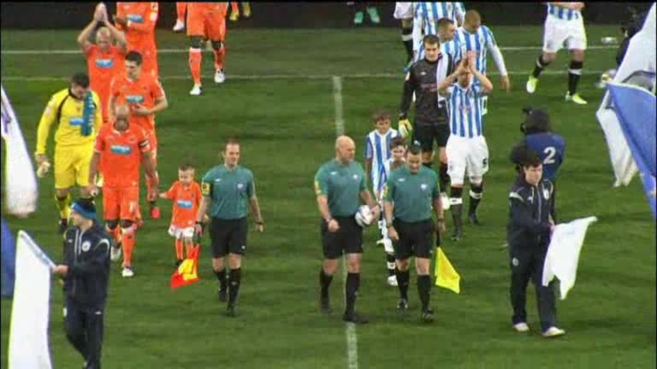 Click here to watch the Huddersfield 0 Blackpool 0 video