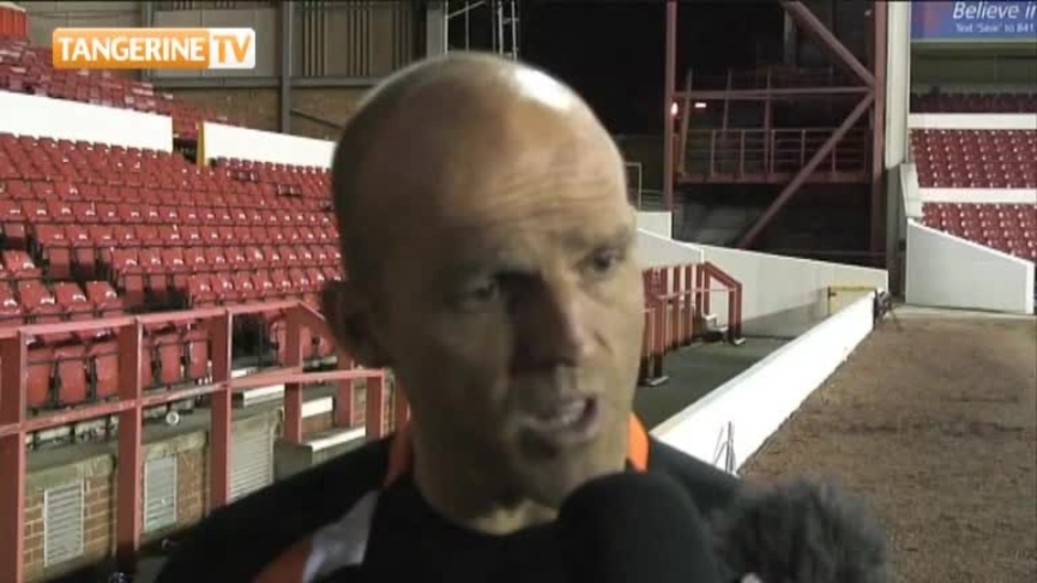 Click here to watch the Player: Alex Rae On Victory At Forest video