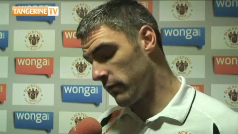 Click here to watch the Player: Gilks Disappointed To Draw video