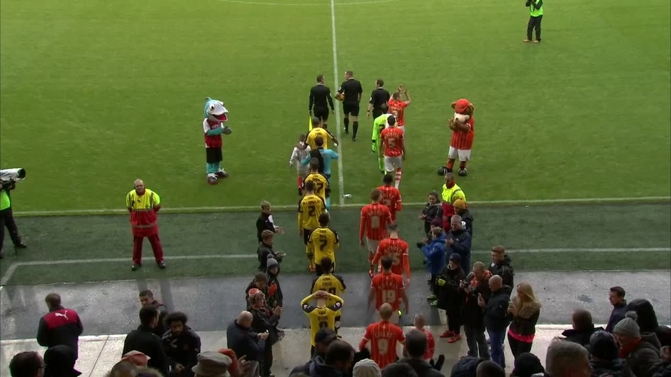 Click here to watch the Highlights: Blackpool 1 Fleetwood Town 0 video
